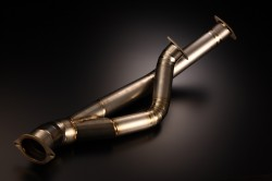 MIDORI Titanium Front Pipe