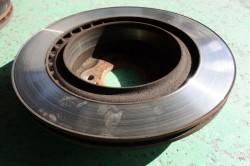 R34GT-R ブレーキローターの研磨加工 サムネイル画像