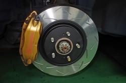 R34GT-R ブレーキローター交換 サムネイル画像