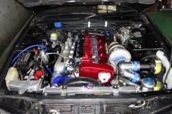 エンジンチューン・T88タービン・ギヤレシオ交換 サムネイル画像