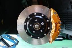 アルコンR35GT-R用ブレーキディスクローター新発売  サムネイル画像
