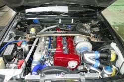 エンジンチューンとSタイヤ交換 サムネイル画像