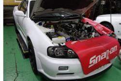 HKS製 GT2530タービン取付 サムネイル画像