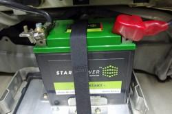 NSX TYPE-Rのバッテリー上がり解消 サムネイル画像