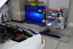 プロジェクターヘッドライトに戻して光軸調整 サムネイル画像