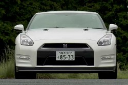 MIDORI Silent High Power NR Titan Muffler for R35GT-R サムネイル画像