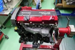 CA18DETエンジンオーバホール サムネイル画像
