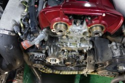 エンジン整備とシャーシリフレッシュ サムネイル画像