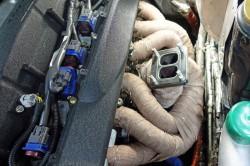 MIDORIアルトラック等長式エキマニ取付 サムネイル画像