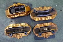 R35GT-R 車検整備とブレーキキャリパーO/H サムネイル画像