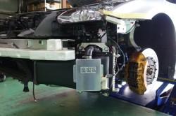 R35GT-Rトランスミッションオイルクーラー取付 サムネイル画像