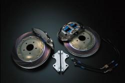 MIDORI&ENDLESS鍛造モノブロック6POTキャリパー&2ピースローター(フロント用)画像