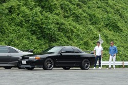 箱根ターンパイクに集合 サムネイル画像
