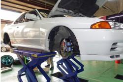 MIDORI&エンドレス モノ6 鍛造ブレーキ取付 サムネイル画像