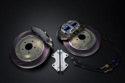 MIDORIエンドレスmono6鍛造ブレーキ取付 サムネイル画像