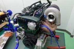 HKS 2.8Lエンジン完成 サムネイル画像