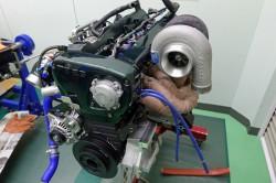 RB2.8L エンジンが完成 サムネイル画像