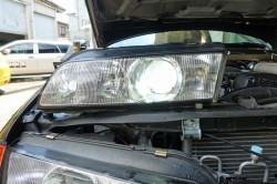 BNR32GT-R用車検対応LEDヘッドライト球発売!! サムネイル画像