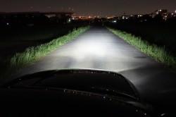 BNR32GT-R用車検対応LEDヘッドライト完成 サムネイル画像