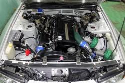 トミーカイラR32GTRエンジン整備編 サムネイル画像