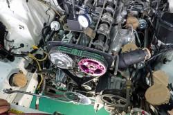 HKS V-Camとnismoコレクタータンクの取付け サムネイル画像