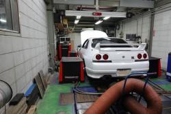 R33GT-Rエンジン整備とタービン交換 サムネイル画像