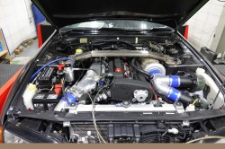 エンジンオーバーホール整備と純正ECUチューニング サムネイル画像