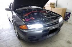 車検整備とLEDヘッドライト仕様に交換 サムネイル画像