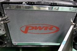 オーバーヒートによるラジエター冷却水漏れ サムネイル画像